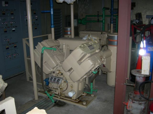 used atlas propane compressor