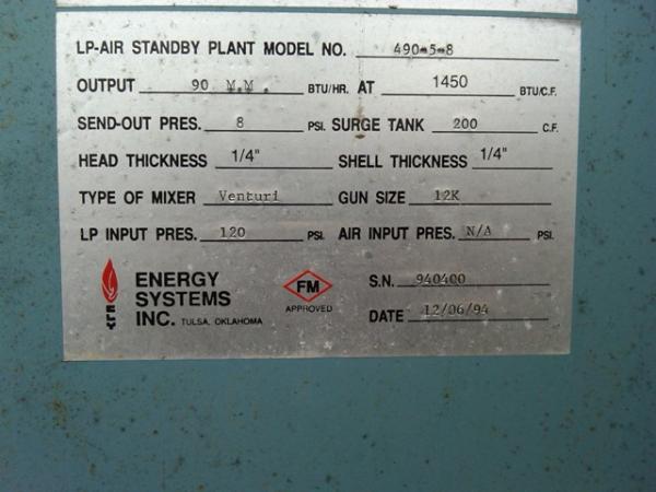 Ely LP-Air System