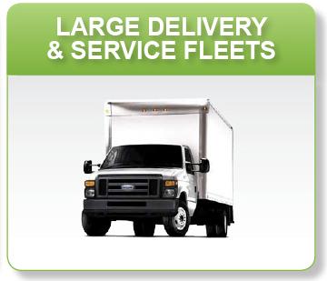 Delivery Service Fleet Conversion