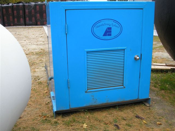 Used Alt Energy Vaporizer