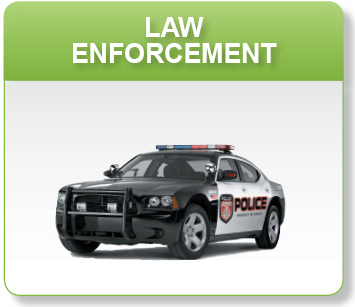 Law Enforcement Police Car Conversion
