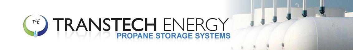 TransTech Energy Propane Storage Banner