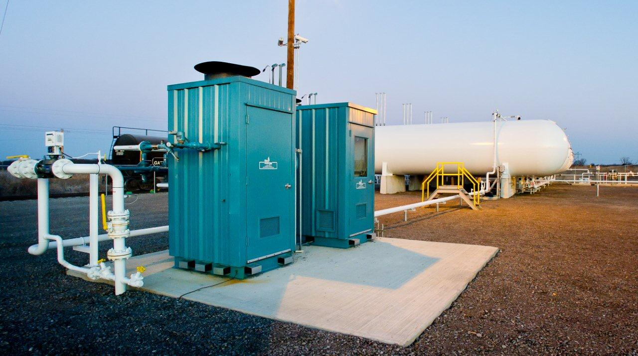 Synthetic Natural Gas - SNG - System