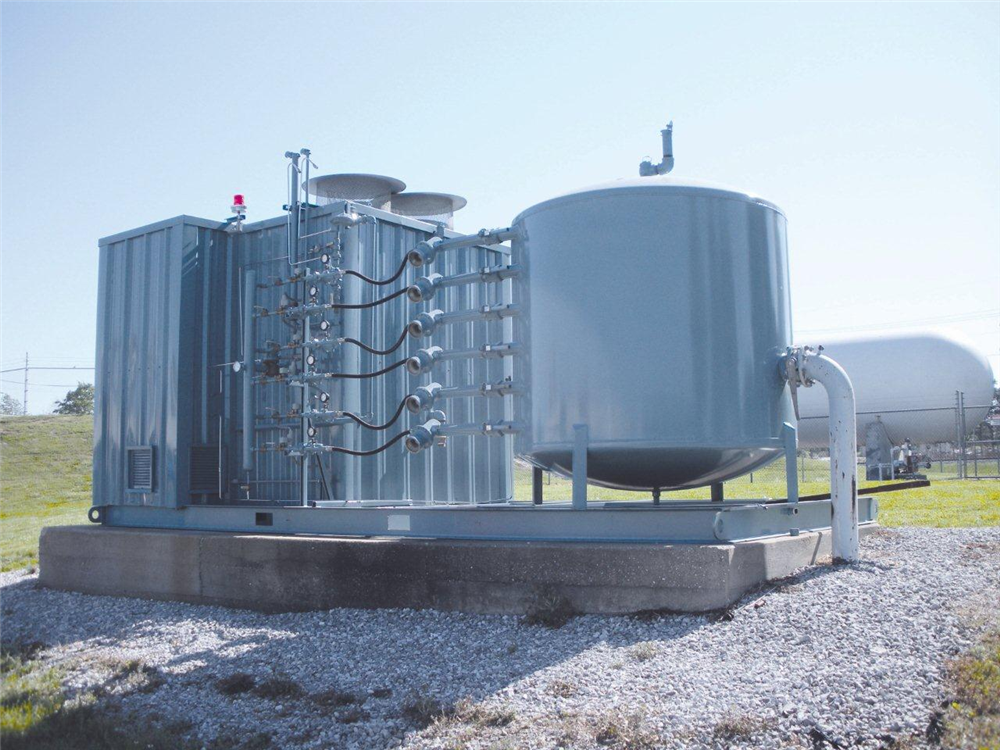 Synthetic Natural Gas - Propane - System Design and implementation