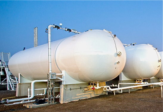 30,000 gallon lpg propane ngl condensate storage tanks for sale new fabricated manufactured