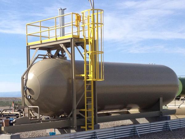 Modular NGL LPG Propane Storage skids