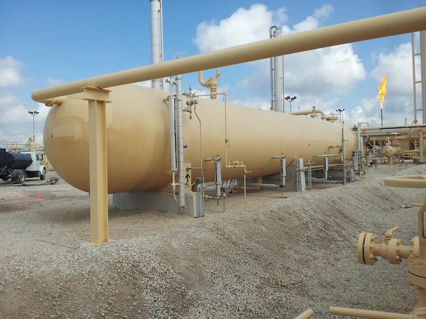 NGL Process Tank NGL Storage & Process Vessel Modifications