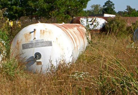 6,000 Gallon Propane Stroage Tank