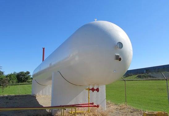 30,000 Gallon NGL Tank