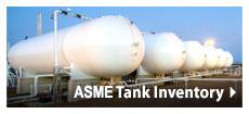 ASME Tank Inventory