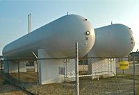 Used 30,000 LPG Storage Bullets Thumb