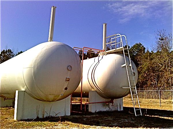 LPG Storage Tank 2