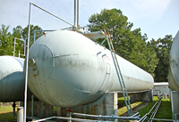 Pressure Vessel for NGL and Propane Storage Thumb