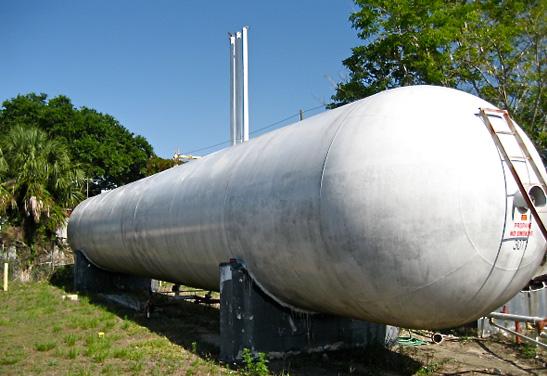 NGL Storage Fracking Tanks