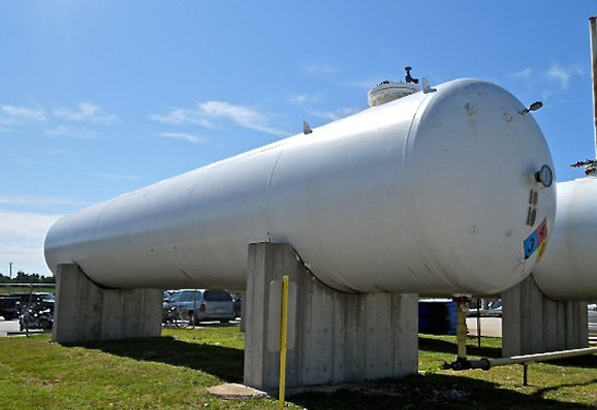 Propane Tanks for Sale in the Southeast