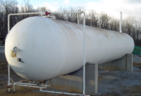 Used 30,000 Gallon LPG Storage Vessel thumb