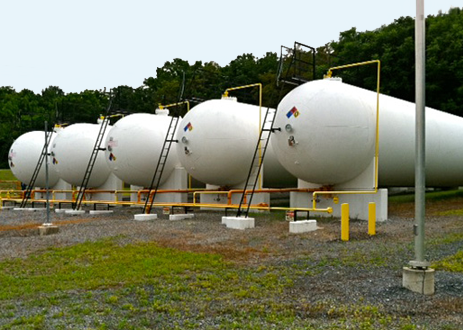 Used LPG NGL storage tanks for new vs. old ngl lpg storage tank comparison