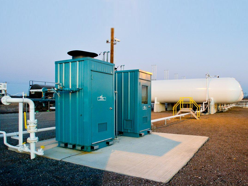 LPG NGL storage systems