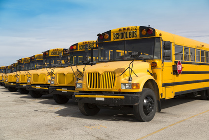 Propane Autogas   LPG   fueled school buses