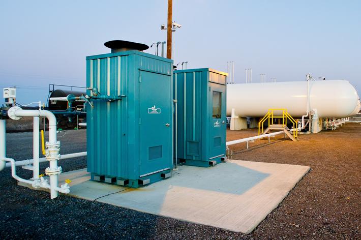 Propane Vaporizer LPG powered distributed power generation Caribbean and Latin America