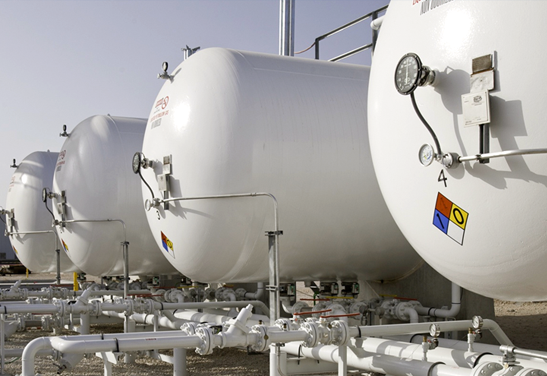 90,000 Gallon New LPG NGL Propane Storage Vessels for Sale