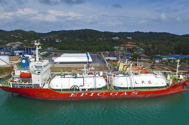 3 - NGL LPG Propane Marine Terminal Engineering Construction