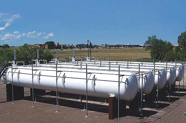 323 Construction - LPG Propane Storage  Delivery Construction Specialist