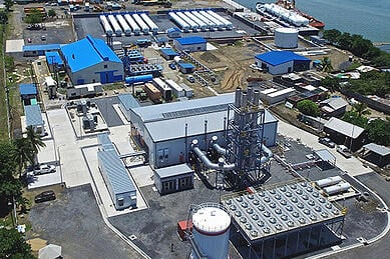 4 - Power Generation - LPG Marine Terminal Engineering Construction