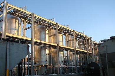 8 - Industrial Liquid Storage & Handling Infrastructure - Engineering Fabrication Construction