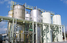 Custom API-650 and API-620 Storage Vessels - Fabrication Services