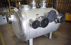 Custom ASME Pressure Vessel Engineering & Fabrication