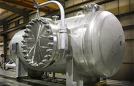 Custom ASME Pressure Vessel Fabrication Services