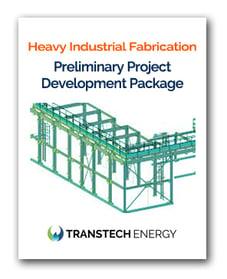 Custom Industrial Fabrication - Preliminary Project Development Project