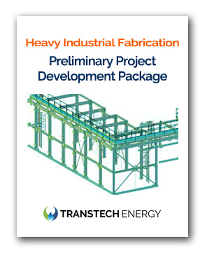 Custom Industrial Fabrication - Preliminary Project Development Project
