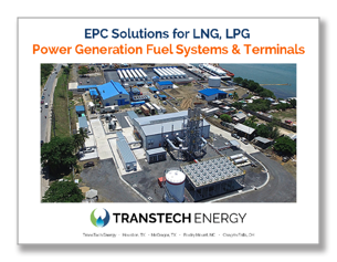 EPC Solutions for LNG LPG Terminals & Power Generation - 2