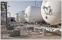 NGL LPG Propane Storage & Transfer - Tanks & Equipment EPC_