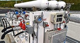 NGL LPG Custody Transfer Skid Engineering