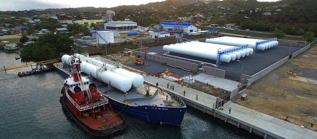 LNG LPG Power Generation - LPG LNG Import Storage & Handling Infrastructure_1-1