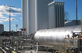 LNG Regasification System Engineering Construction - EPC