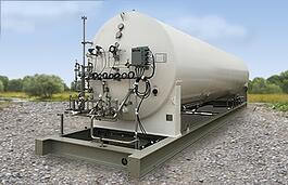 LNG Storage Skid - Engineering Contractor - EPC