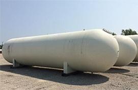 NGL LPG Propane Butane Storage Tank Inventory_
