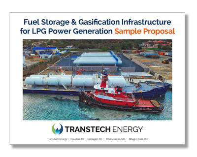 LPG Fuel & Gasification Infrastructure for Power Generation-5