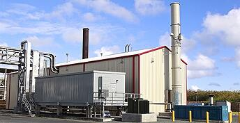 LPG -Propane Combined Heat & Power CHP infrastructure -  engineering construction services_