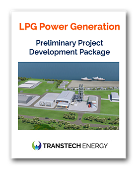 LPG Power Generation Preliminary Project Development Package