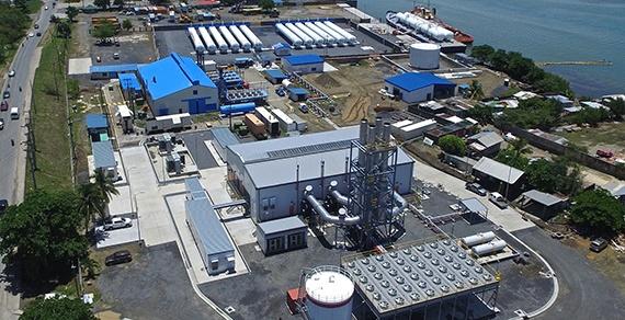 LPG power generation - Engineering Construction Services_