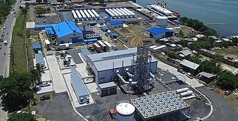 LPG power generation - Engineering Construction Services_
