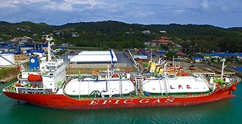 Marine Import Ship Barge LPG Offloading Skids 2