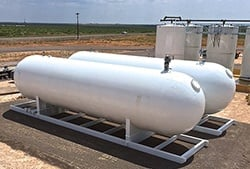 Modular NGL LPG Propane Butane Storage Skids for Sale_thumb