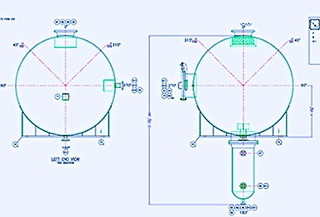 Spec Your NGL LPG Propane Butane Storage Tanks
