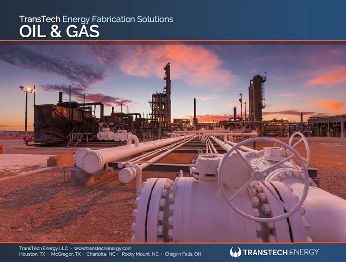 Oil & Gas Fabrication Solutions_COVER